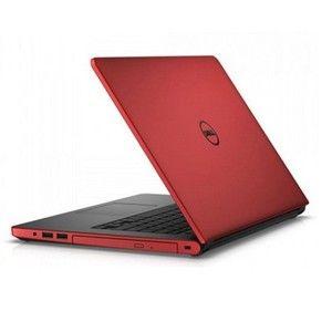 фото Dell Inspiron 5558 (I553410DDL-46R) Red