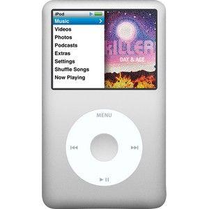 фото Apple iPod classic 160GB Silver (MC293)