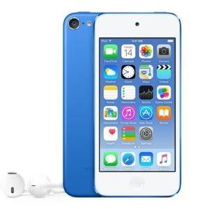 фото Apple iPod touch 6Gen 16GB Blue (MKH22)
