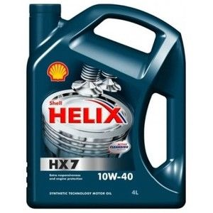 фото Shell Helix Diesel HX7 10W-40 4л