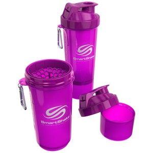 фото SmartShake Slim neon purple 500 ml (17 oz)