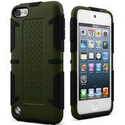 фото Cygnett Case Workmate Tough for iPod Touch 5 Khaki/Black (CY0905CTWOR)