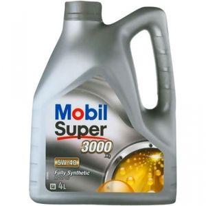фото Mobil Super 3000 X1 5W-40 4л