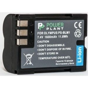 фото PowerPlant Aккумулятор для Olympus PS-BLM1 (1600 mAh) - DV00DV1057
