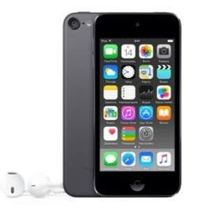 фото Apple iPod touch 6Gen 16GB Space Gray (MKH62)