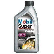 фото Mobil Super 2000 X1 10W-40 1л