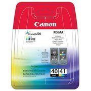 фото Canon PG-40Bk/CL-41 Color MultiPack (0615B043)