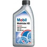 фото Mobil Mobilube HD 80W-90 1л