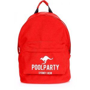 фото Poolparty backpack-the one / kangaroo-red