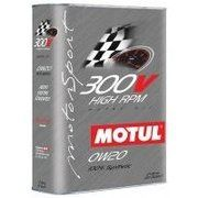фото Motul 300v High RPM 0W-20 2л