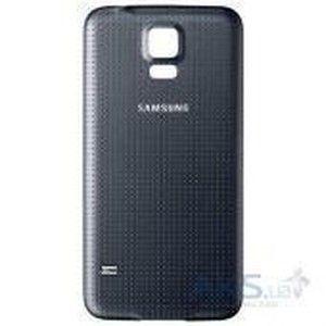 фото Samsung Задняя часть корпуса (крышка аккумулятора) G903 Galaxy S5 Neo Original Black