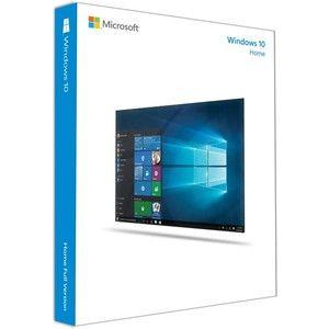 фото Microsoft Windows 10 Домашняя 32 bit Украинский (коробочная версия) (KW9-00162)