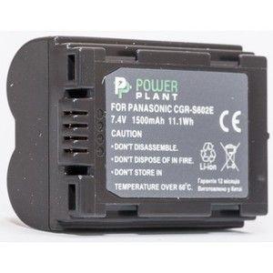 фото PowerPlant Aккумулятор для Panasonic DMW-BL14, CGR-S602E, BP-DC1, BP-DC3 (1500 mAh) - DV00D