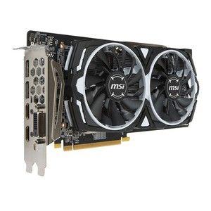 фото MSI Radeon RX 580 ARMOR 8G OC