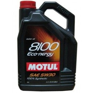 фото Motul 8100 Eco-nergy 5W-30 5л