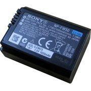 фото Аккумулятор типа Sony NP-FW50