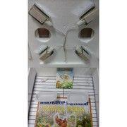 фото Наша Ряба Инкубатор 130 яиц цифровой усиленный с механическим переворотом