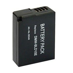фото PowerPlant Aккумулятор для Panasonic DMW-BLD10PP (1100 mAh) - DV00DV1298