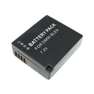 фото PowerPlant Aккумулятор для Panasonic DMW-BLE9 (1080 mAh) - DV00DV1299