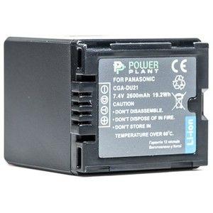 фото PowerPlant Aккумулятор для Panasonic VBD210, CGA-DU21 (2600 mAh) - DV00DV1092