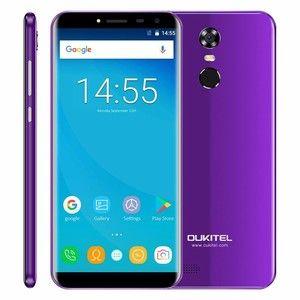 фото Oukitel C8 Purple