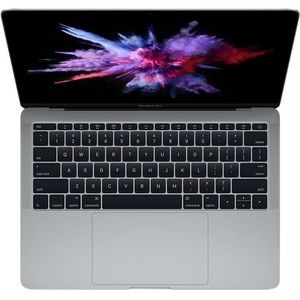 "фото Apple MacBook Pro 13"" Space Gray (MLL42) 2016"