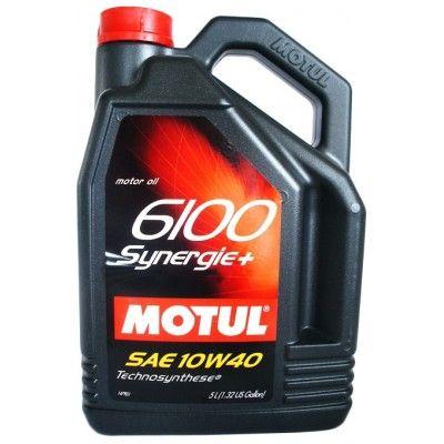 Motul 6100 Synergie+ 10W-40 5л