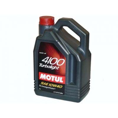 Motul 4100 Turbolight 10W-40 4л