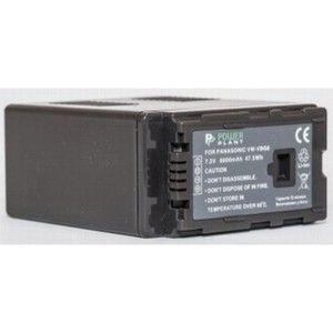 фото PowerPlant Aккумулятор для Panasonic VW-VBG6 (6600 mAh) - DV00DV1279