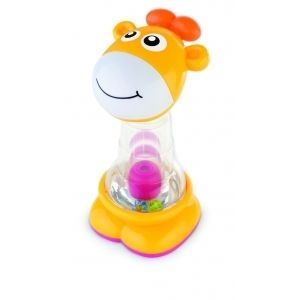 фото Baby Baby Погремушка Веселый жираф (03087)