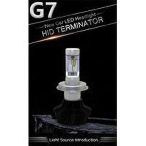 фото  Led G7 (комплект) HB4 (9006) 12-24В 25Вт