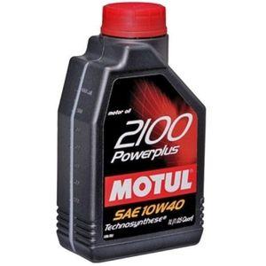 фото Motul 2100 POWER+ 10W-40 1л