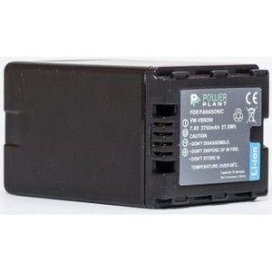 фото PowerPlant Aккумулятор для Panasonic VW-VBN260 (2200 mAh) - DV00DV1296