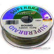 фото Climax Superbraid Round Green (0.25mm 100m 19.00kg)