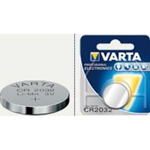 фото Varta CR-2032 bat(3B) Lithium 1шт (06032101401)