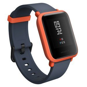 фото Amazfit Bip Smartwatch Youth Edition Red