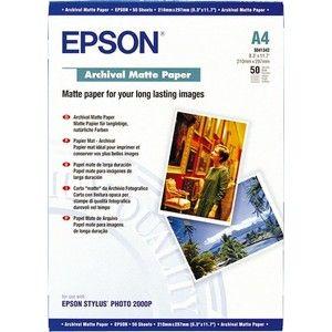 фото Epson Archival Matte Paper (C13S041342)