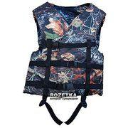 фото Aqua-Storm Страховочный жилет 80-110 кг Camouflage (2002 camo)