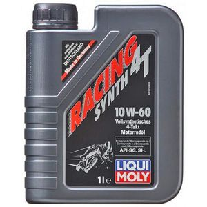 фото Liqui Moly Racing 4T 10W-60 HD 1л