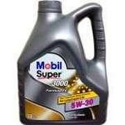 фото Mobil Super 3000 Formula FE 5W-30 4л