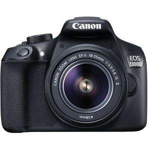 фото Canon EOS 1300D kit (18-55mm) EF-S IS II