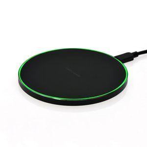 фото Быстрое беспроводное зарядное устройство BOSON Fast Charger Black (WFCGY68BL)