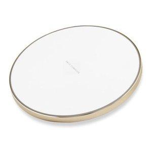 фото Быстрое беспроводное зарядное устройство BOSON Fast Charger Gold (WFCGY68GLD)