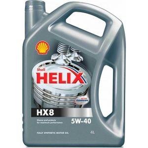 фото Shell Helix HX8 5W-40 4л