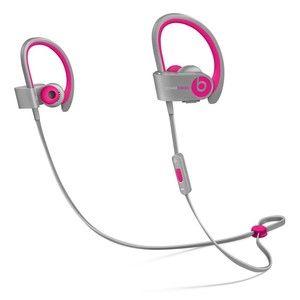 фото Beats by Dr. Dre Powerbeats2 Wireless Pink/Grey (MHBK2)