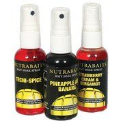 фото Nutrabaits Спрей EA Strawberry, Cream & Bergamot 50ml