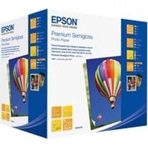 фото Epson Premium Semigloss Photo Paper (C13S042200)