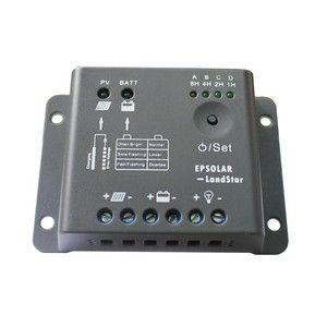 фото EPSOLAR Фотоэлектрический контроллер LandStar LS0512R (5А, 12V, PWM)