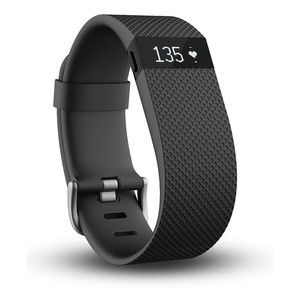 фото Fitbit Charge HR (Large/Black)
