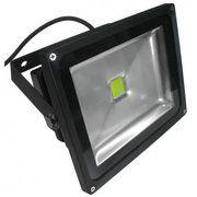 фото Евросвет Светодиодный led прожектор 30W Eco холодный свет (ES-30-01)
